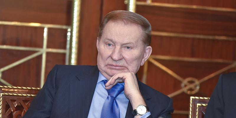 Зеленський повернув у Мінські переговори Кучму