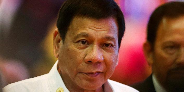 Президент Філіппін розповів, що раніше був «трохи геєм»