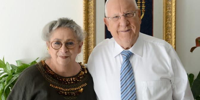 Померла дружина президента Ізраїлю