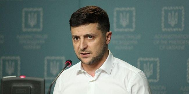 Президент звернувся до Росії у зв'язку із загибеллю трьох військових на Донбасі