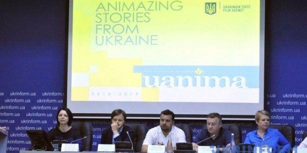Український фільм вперше потрапив у конкурсну програму анімаційного фестивалю в Ансі