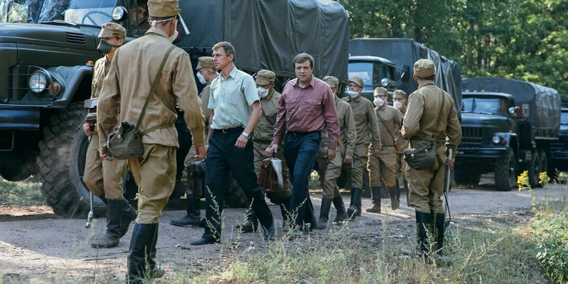 У Росії знімають свій серіал «Чорнобиль»