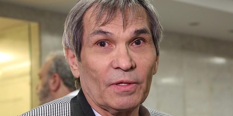Продюсер «На-На» Алібасов склав у лікарні новий заповіт