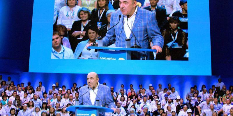 Рабінович: Успіх України криється в реалізації програми «Опозиційної платформи - За життя»