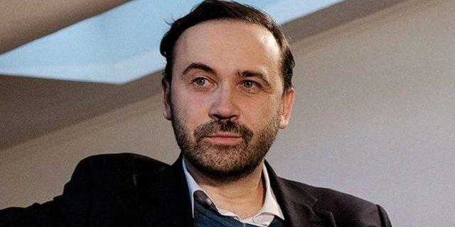 Екс-депутат Держдуми Ілля Пономарьов заговорив українською