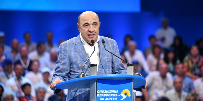 Рабінович: Наша політична сила першою почала діалог з РФ про зниження ціни на газ для України (відео)