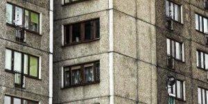 Дитина випала з вікна 8-го поверху