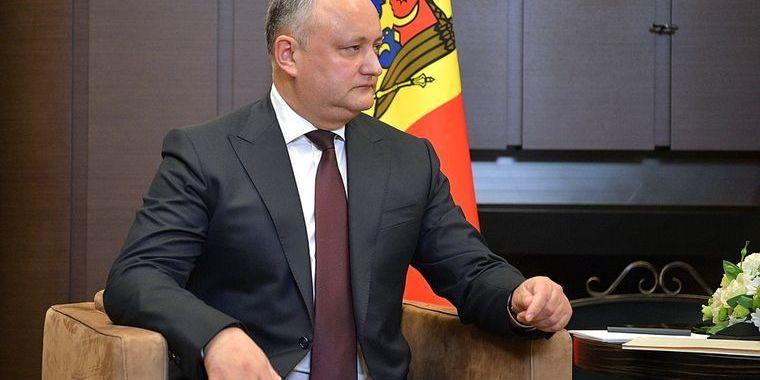Конституційний суд Молдови відсторонив президента Додона