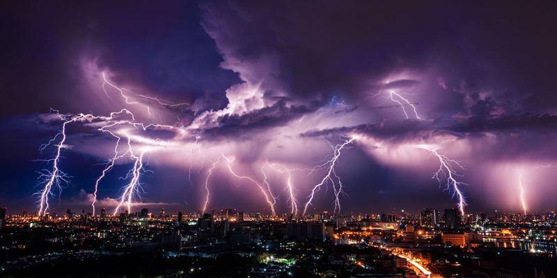 Погода на сьогодні: на заході і півночі України пройдуть дощі з грозами