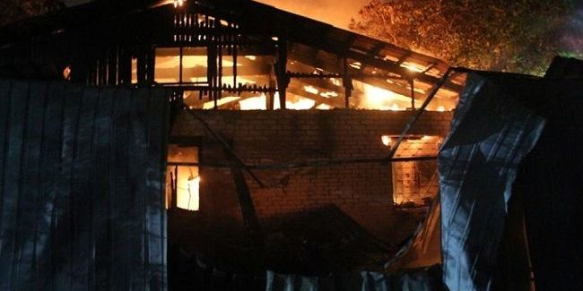 Загиблих може бути більше: пожежа в Одеській психлікарні (відео)