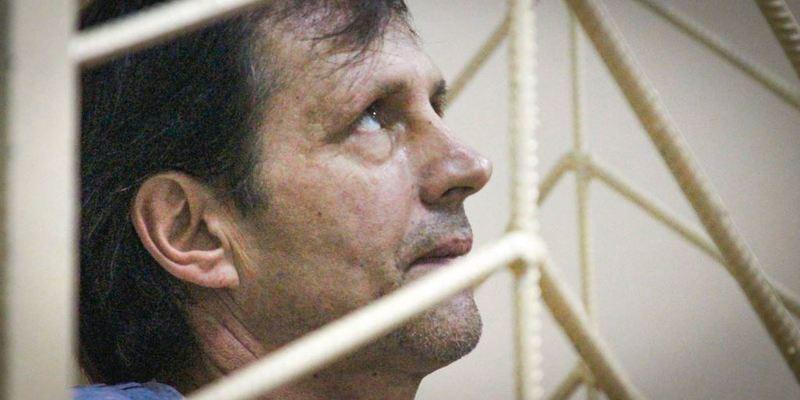 Ув'язнений в Росії активіст Балух скаржиться на болі голови і серця