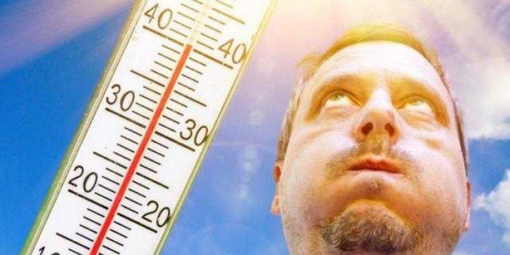 Погода: буде спекотно, на заході пройдуть дощі з грозами
