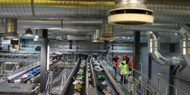 У Києві збудують потужний сміттєпереробний завод