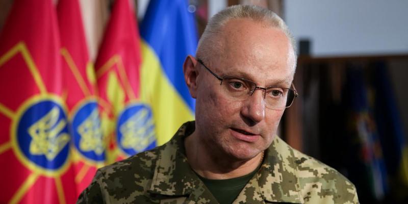 Глава Генштабу ЗСУ Хомчак прогнозує оптимізацію чисельності військових частин