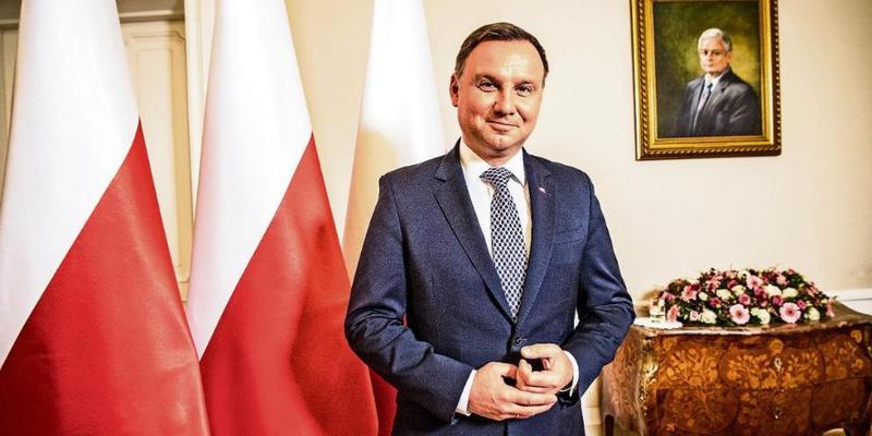 Дуда хотів би, щоб Росія була другом Польщі, але вважає, що зараз це не можливо
