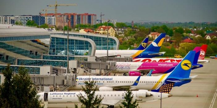Аеропорт «Львів» визнано одним з найкращих держпідприємств України