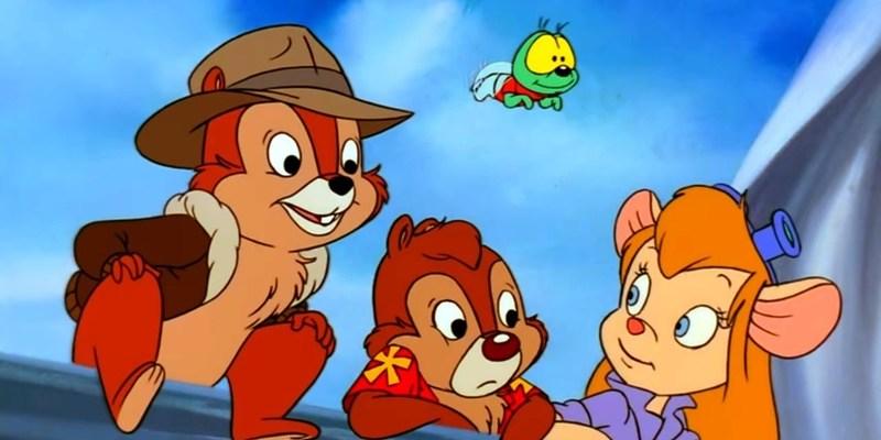 Disney перезапустить мультсеріал «Чіп і Дейл». Він вийде у 2020 році
