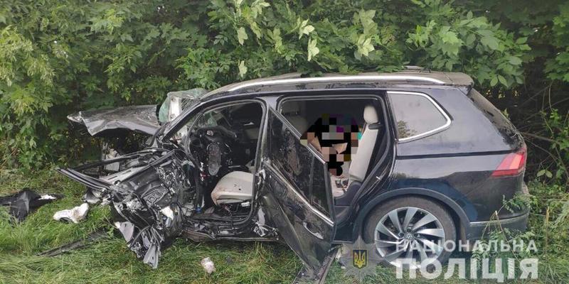 Машини некруто: у страшній ДТП на Вінниччині загинули чотири людини і четверо поранені