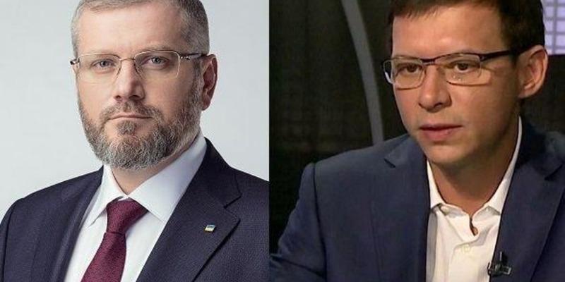 Мураєв і Вілкул не зможуть домогтися миру, тому що вони під санкціями РФ, - ЗМІ