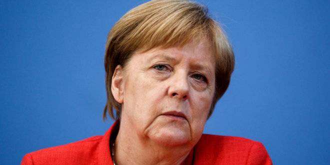 Меркель назвала умову зняття санкцій з Росії