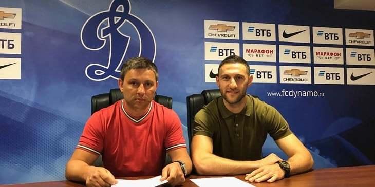 Захисник «Шахтаря» перейшов у московське «Динамо»