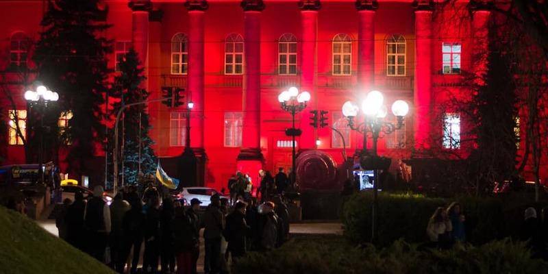 Сьогодні студенти КНУ ім. Т. Шевченка протестуватимуть проти Портнова