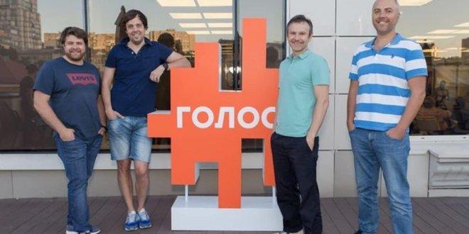 У Вакарчука назвали другу трійку топ-донорів Голосу