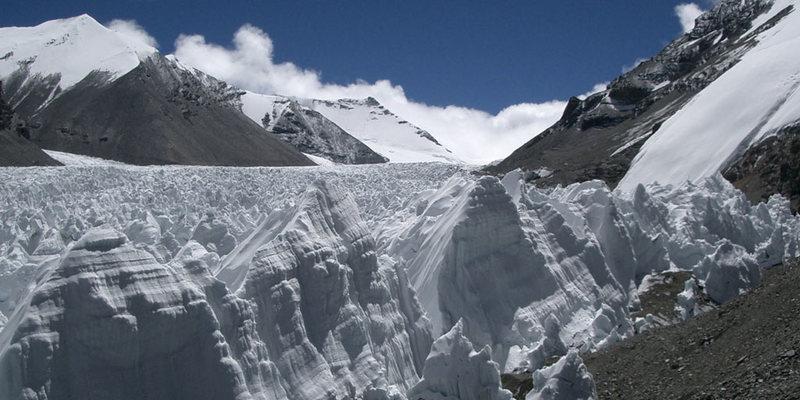 Вчені зафіксували подвоєння темпів танення льодовиків у Гімалаях