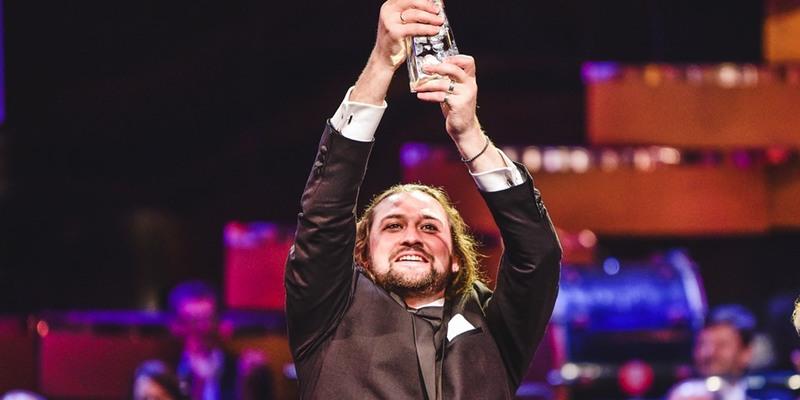 Українець переміг у конкурсі класичного співу у Британії (фото)