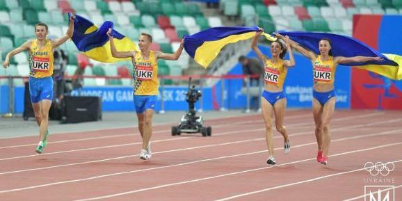 Європейські ігри-2019: Україна вийшла на третє місце у медальному заліку