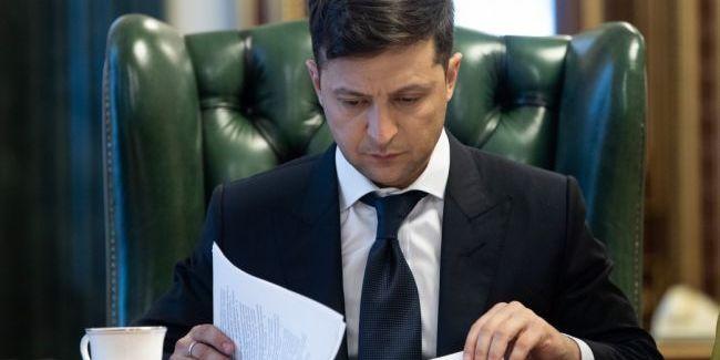 Зеленському нарахували першу зарплату на посаді президента