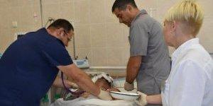 Обгоріле обличчя, вибите праве око - у Дніпрі рятують важкопораненого солдата ЗСУ