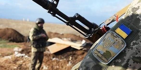 Збройні сили України на Донбасі знищили 10 бойовиків  (відео)