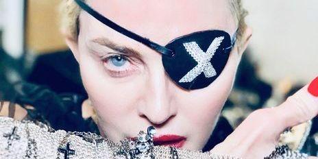"""Мадонна презентувала новий кліп на пісню """"God Control"""" (відео)"""