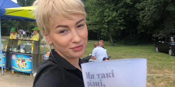 Співачка Приходько балотується до парламенту на окрузі у Вінниці