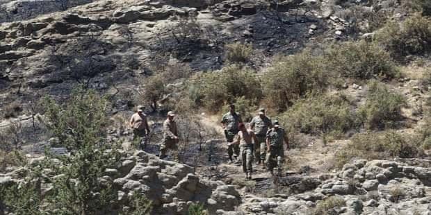 На півночі Кіпру вибухнув непізнаний об'єкт