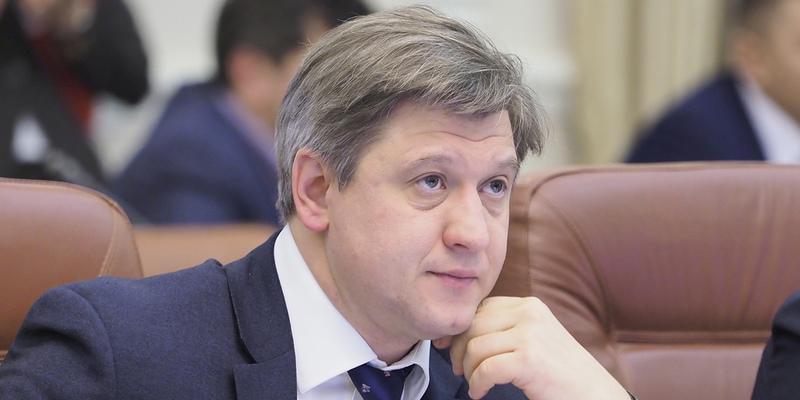 Данилюк: З Донбасом треба говорити російською мовою
