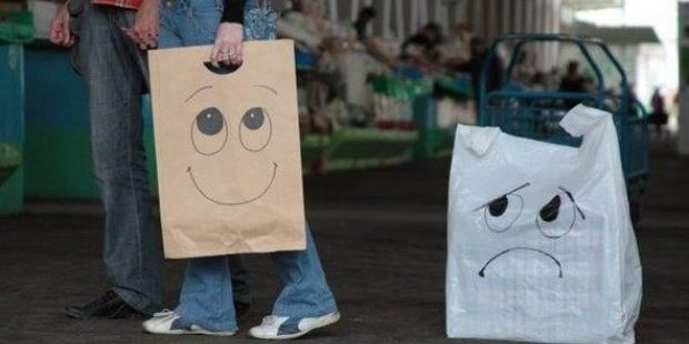 У Бессарабському ринку вирішили відмовитись від пластикових пакетів