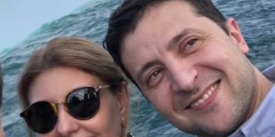 Зеленський з главою свого Офісу і дружиною відвідали Ніагарський водоспад (фото)