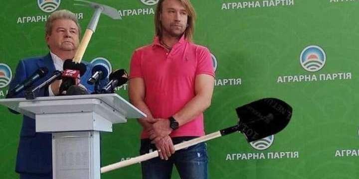 У фаворитів парламентської гонки з'явився небезпечний противник-Аграрна партія Поплавського, - Карасьов