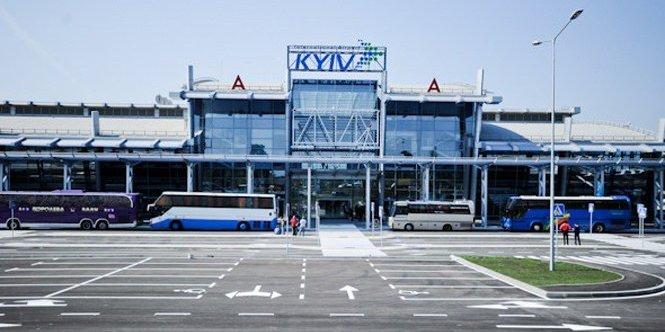 Аеропорт «Київ» закривають на ремонт