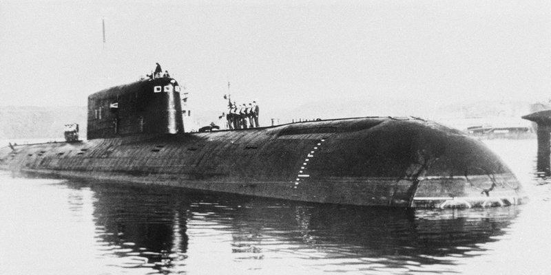 У Норвезькому морі зафіксували високий рівень радіації від затонувшого «Комсомольця»