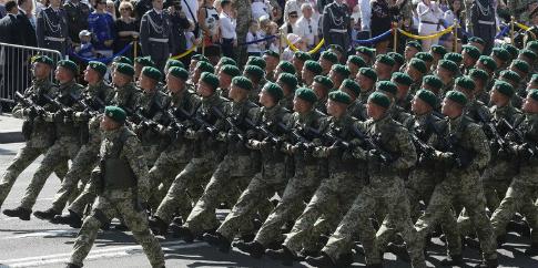 Зеленський скасував військовий парад на День Незалежності