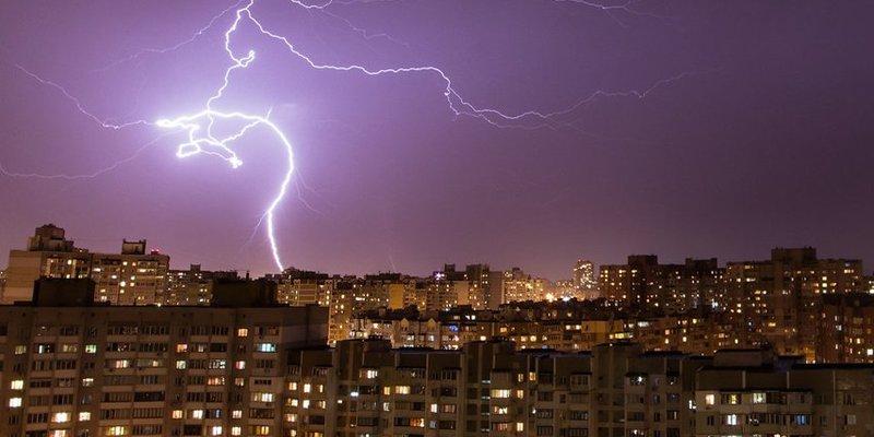 Погода на сьогодні: Україну накриє дощами з грозами, у Криму до +25