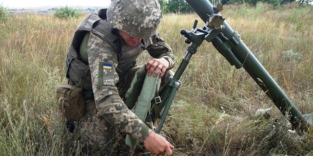 Війна на сході: 24 обстріли за добу, загинув один боєць ООС