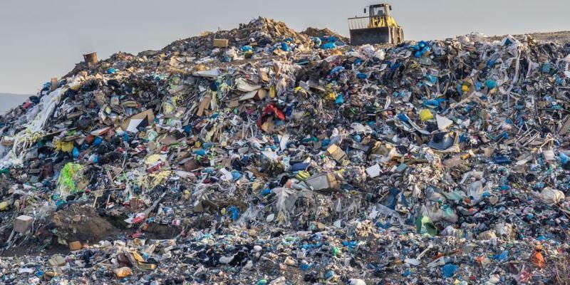 Україна у десятці країн з найбільшим обсягом сміття на жителя