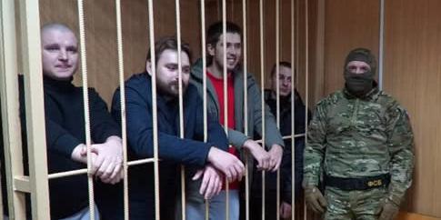 МЗС РФ про обмін українських моряків: Думаємо над цим
