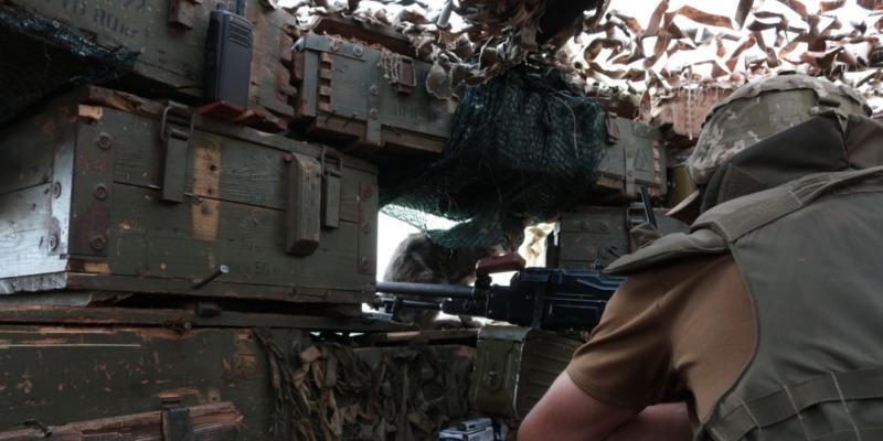 Окупанти кілька разів намагалися підійти до позицій ЗСУ біля Світлодарська та зазнали втрат
