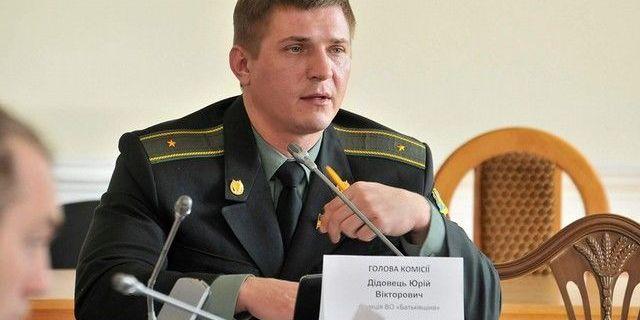 Прокуратура пред'явила підозри кандидату по 220-му округу Дідовцю, який побив волонтера (документи)