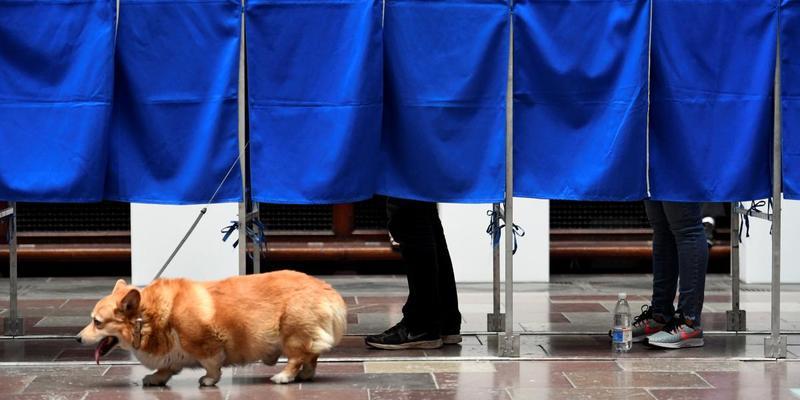 В Україні настав «день тиші» перед виборами до Ради